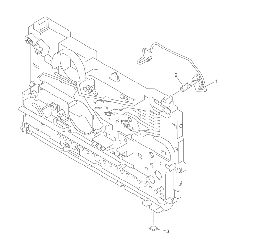 Brother Dcp 8060 Parts List And Diagrams