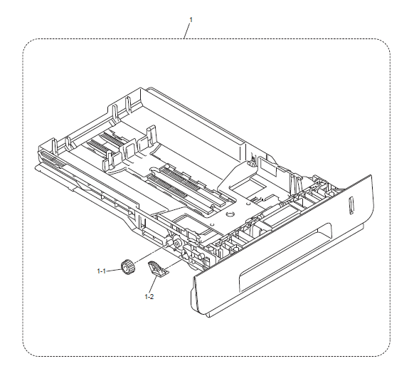 Brother Mfc 8650cdw Parts List And Diagrams